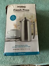 Frieling Brushed Stainless Steel 36 Oz. French Press