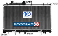 Radiator Subaru Forester XT S3 2.5Ltr Turbo Petrol Auto 3/2008-2012 New KOYO