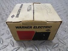 WARNER ELECTRIC 208-10-078 CLUTCH/BRAKE