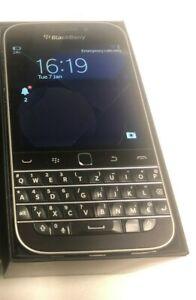 BlackBerry Classic 16GB Smartphone - Black -QWERTZ pad - READ DESCRIPTION!!