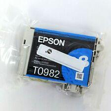 EPSON 98 Cyan Ink Jet Cartridge T0982 Artisan 700 710 725 730 800 810 835 387