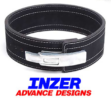 Inzer Advance Designs Forever Lever Belt - 10mm (Lifetime Warranty)