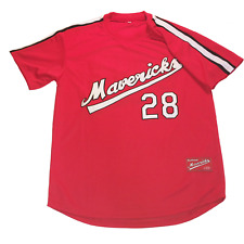Portland Mavericks Throwback Baseball Jersey
