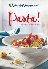 Weight Watchers Kochbuch 'Pasta!' Nudel Rezepte Nudeln Pasta-Rezepte
