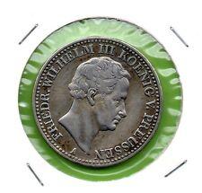 Preussen - Ein Thaler, Friedrich Wilhelm III König von Preussen 1833 A (M404)