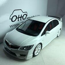 1/18 OTTO Honda Civic Type-R FD2 White OT304