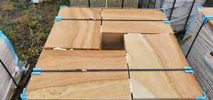 Piedra Dorado, Sandsteinplatten, Sandsteine,Natursteine Sandstein,