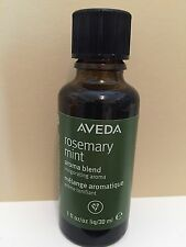 AVEDA NEW Aroma Blend ROSEMARY MINT 1oz/30ml mix with lotion cleanser OIL
