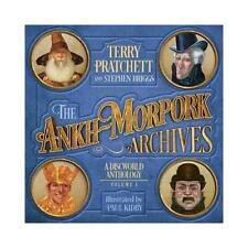The Ankh-Morpork Archives Volume I by Terry Pratchett, Stephen Briggs, Paul K...