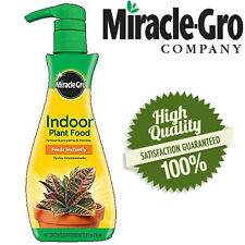 Miracle Gro Indoor Plant Food Concentrate Pump Spray Flower Fertiliser Fast P&P