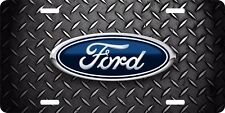 Ford Logo Army Four Wheel Hunt Novelty Animal Vanity Truck Car License Plate Tag