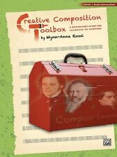 Creative Composition Toolbox, Book 4 ,37738