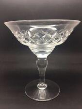Britain Bowl Clear Crystal & Cut Glass