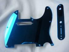 Tele Telecaster Blue Mirror pickguard set Fender
