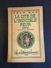 [10929-B17] Ray Jean - La Cité de l'Indicible Peur - Lempereur - EO?