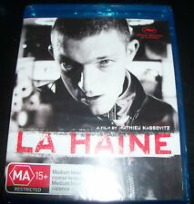 La Haine (A Film By Mathieu Kassovitz) (Aust Region B) Bluray - New