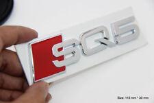 B247 SQ 5 Emblem Badge auto aufkleber metall SQ5 car Sticker