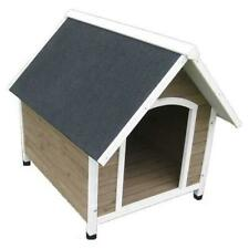New listing Innovation Pet 248309 Houses & Paws Country Home Dog House, Large - 32 x 40