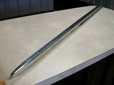 1957 Chevy, Chevrolet BelAir quarter panel tail fin stainless steel molding