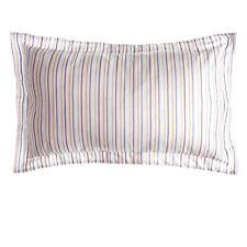 Alberta Wedgewood Blue Beige Pinstripe Kirstie Allsopp 30x50cm Boudoir Cushion