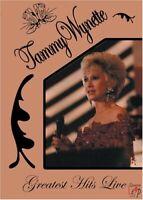 Tammy Wynette - Tammy Wynette: Greatest Hits Live [New DVD]