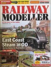 Railway MODELLER Revista-Edición 2013 de febrero-East Coast vapor en 00 - 1st