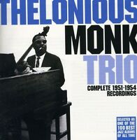 Thelonious Monk - Complete 1951-1954 Recordings [New CD]