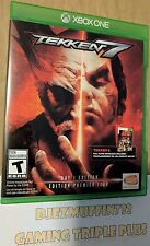 USED TEKKEN 7 (XBOX ONE X1) NO DIGITAL CONTENT (BANDAI NAMCO)