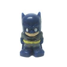 "1.5""Rare OOSHIES Pencil Topper Marvel Blue Batman Pencil Topper Figure Toys Gift"