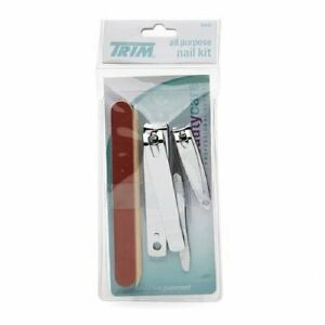 TRIM Hand & Foot All Purpose Nail Kit 6pc
