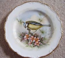 Royal Albert porcelain plate,The Woodland birds collection