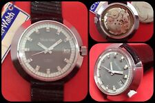 WONDER WATCH-Mechanical Manual Vintage-cal.AS/ST 1950/51-Oversize-N.O.S.-jumbo-