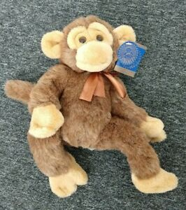 Playmakers Collectors Series Charles Monkey Plush Toy