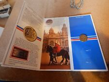 1983 Reino Unido Universal Una Libra Moneda Royal mint £ 1