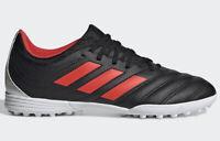 adidas JR Copa 19.3 TF - Black-Red