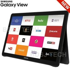 "Samsung Galaxy View 18.4"" T677A (64GB, Wi-Fi + 4G LTE) UNLOCKED Android Tablet"