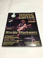 YOUNG GUITAR Magazine 2009 JAN. Printed in Japan DVD Regioncode2 TESTAMENT