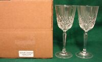 Schott Zwiesel CLASSIC (CLEAR) Wine Glasses SET OF TWO Mint in BOX More Here