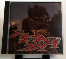 Bucketheadland  Buckethead Japan 2 CD Box Set AVAN 007 1992 Disk Union RARE VHTF