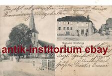 AK 1912 - Gruß aus Stupferich mit Gasthaus zum goldenen Lamm