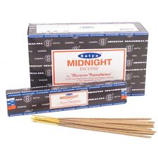Satya Nag Champa Midnight Incense Sticks