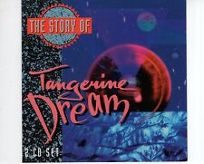 CD TANGERINE DREAM	the story of	EX 2CD (A1697)
