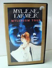 MYLENIUM TOUR - FARMER MYLENE (VHS) CASSETTE VIDEO