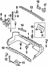 Land Rover DPO500011PCL | MOULDING - BUMPE | #15 On Picture