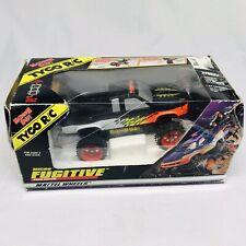Vintage 1997 Mattel Tyco Micro Fugitive R/C Truck Maximum Heat Radio Control Car