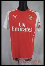 Arsenal Home football shirt 2014 - 2015 _ L