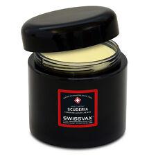 Swizöl SWISSVAX scuderia PREMIUM cera, 200 ML incl. 2 x GRATIS APPLICATORE Pad'S