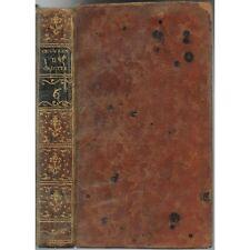ŒUVRES BADINES et MORALES de Mr Jacques CAZOTTE FABLES et CONTES 1788 Tome 6