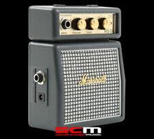 MARSHALL MS2C Classic STYLE MICRO STACK 1 Watt GUITAR AMPLIFIER MS-2 AMP NEW
