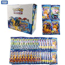 324Pcs Pokémon TCG:Sun & Moon Evolutions Booster Box Trading Card Game